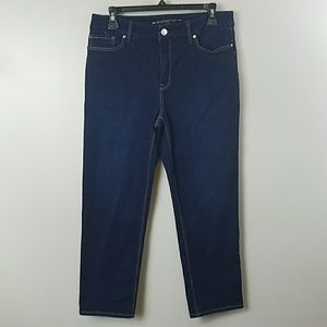 Chico's the So Lifting Crop Jeans